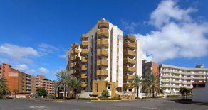 Apartamento en Residencias Suramérica Suites