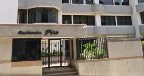 Apartamento en Edificio Los Pinos